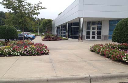 Commercial Amp Industrial Landscaping Huntersville Nc